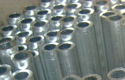 Aluminum Round Tubing - 38 Od X .062 X 64 Long New