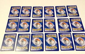 GIANT POKEMON CARD LOT!!! EX, HOLO, RARES!!!