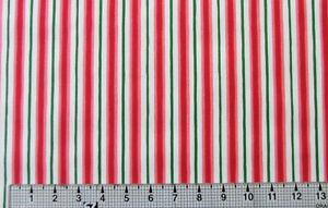 5 YARDS BRIGHT STRIPES RISA BY CYRUS CLARK COTTON FABRIC 54 WIDE