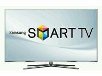 "Samsung 46"" LED smart 3D wi-fi TV builtin freeview fullhd 1080p tv"