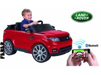 LICENSED RANGE ROVER SPORT RIDE-ON TOY