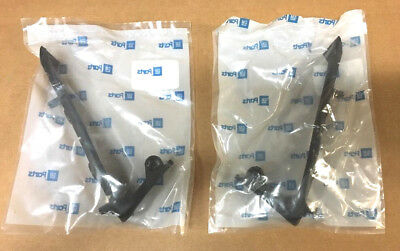 Set (2) OEM NEW Front Bumper Cover Bracket Right & Left Tahoe Suburban Avalanche