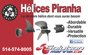 Helice pour OMC