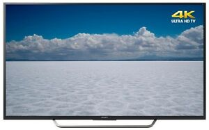 """Sony 49"""" 4K Android Smart TV"""