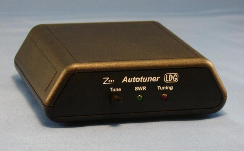 LDG ELECTRONICS Z817 QRP AUTO TUNER with FT-817 INTERFACE