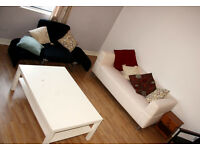 Available Now - Spacious 2 bedroom flat, Brudenell, Hyde Park, Leeds - near University, incl. Bills