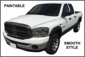 2002-2009 Dodge Ram Smooth style fender flares *new*