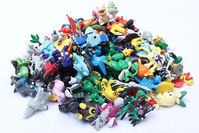 Pokemon Go Figur Figuren 24 Stück Zufallsprinzip Neu