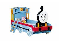 Childrens single bed Thomas the Tank Engine style