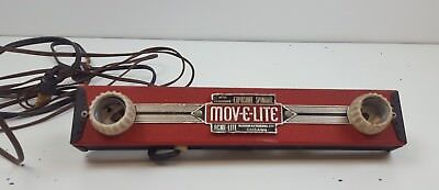 Старинные запчасти ACME-LITE Mov-e-lite Model 2
