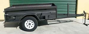 Camper trailer. 7x4 Off Road High side Box trailer - $2195 Brisbane City Brisbane North West Preview