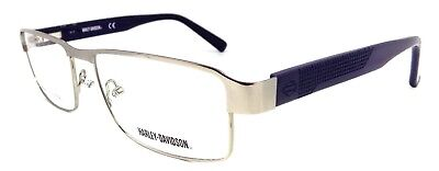 Harley Davidson HD0746 009 Men's Eyeglasses Frames 55-17-140 Gunmetal + Case