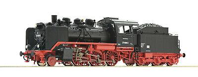 """Roco H0 71211 Dampflok BR 37 1009-2 der DR/DDR """"Neuheit 2021"""" - NEU + OVP"""