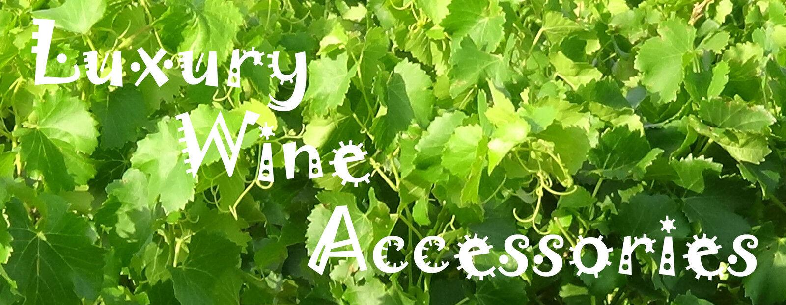 Luxury Wine Accessories
