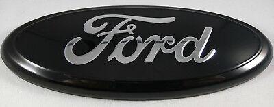 7 ALL BLACK FORD F150 Ranger FreeStyle Excursion Rear Emblem Decal Badge