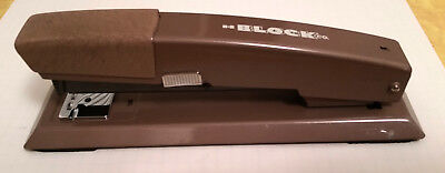 Bostitch Model B12 Stapler, with H&R Block Co. Branding, Vintage for sale  Seattle