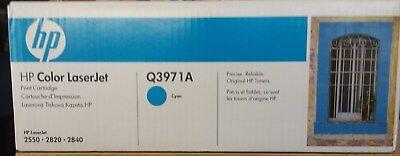Original HP Toner Q3971A LJ 2550 Cyan ca. 2.000 S# - 2550 Toner