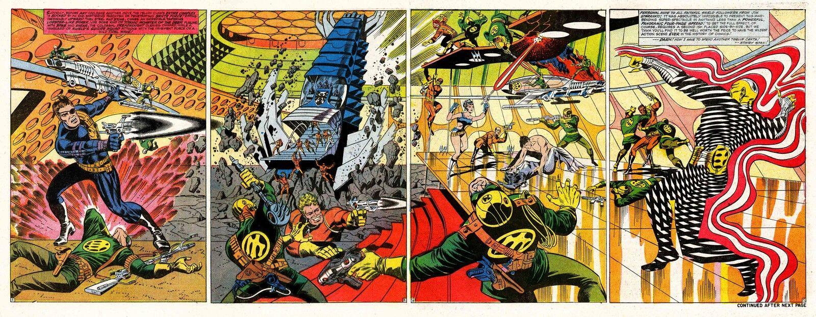 SafeShip Comics