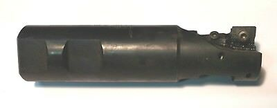 1 Iscar 3m Axk D1.00-10-2 Carbide Indexable Inserts End Mill Cutter Tool Holder
