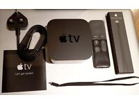 Apple TV 4 in mint condition