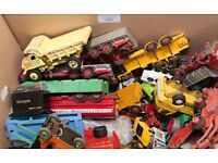 wanted old dinky toys and old corgi toys 1950s/1960s