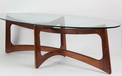 Modernist Coffee Table Manner of Adrian Pearsall Lot 511