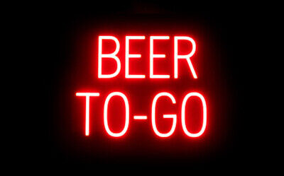 Spellbrite Ultra-bright Beer To-go Neon-led Sign