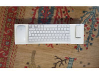 Apple wireless set, Keyboard, mouse and remote controller