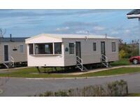 Lovely 3 bedroom caravan Monday-Monday