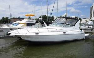 35 FT Cruiser Yachts Express Power Cruiser Sleeps 6 Adelaide CBD Adelaide City Preview