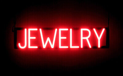 Spellbrite Ultra-bright Jewelry Sign Neon Look Led Performance