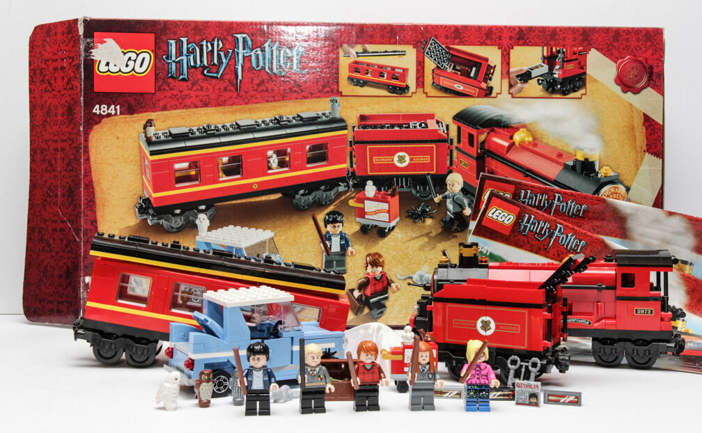 Lego Harry Potter 4841 Hogwarts Express 3rd Edition Very