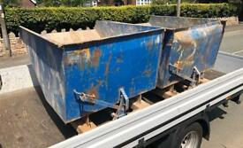 👷🏼♂️ Forklift Tipping Skips > Used