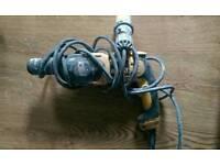 Dewalt 110v drill breaker