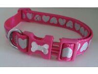 Pink Collar, size m