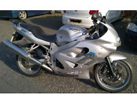 Triumph TT600 Motorcycle, full service history, low miles
