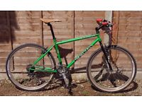 Kona Lavadome, steel frame and fork, EXCELLENT condition