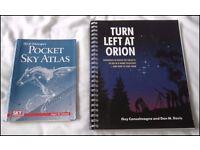 FOR SALE: EQ5 pier head, eye pieces, 2 books.