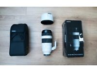 SEL 100-400mm F4.5-5.6 GM - USED