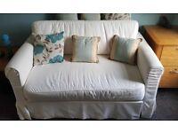 IKEA Hagalund Sofa Bed - White -for immediate sale
