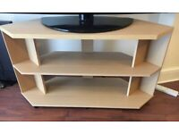 TV Stand with 3 shelves £35 ono