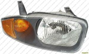 Head Light Passenger Side Chevrolet Cavalier 2003-2005