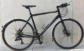 21 inch CBoardman Hybrid aluminium Adults hybrid with disc brake,