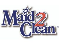 Maid2Clean Domestic Home Cleaning House Housekeeping Cleaner Services - Greenford - Northolt Hayes