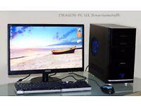 Desktop PC- in excellent condition!3 month Warranty