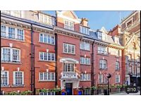 Cosy 3bedroom flat in central London w1