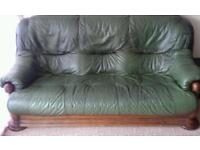 3 seater sofa and 2 twin 1 seater for sale
