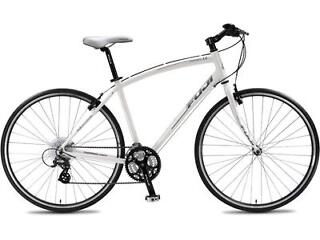 Fuji absolute 3.0 Hybrid bike - great deal