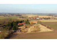1.5 Acre Land Plot North West of Berlin With Building On It Low Price