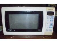Panasonic Microwave Oven Model NN T559W